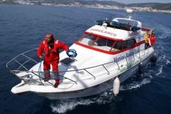 Adalara Deniz Ambulansları Alındı