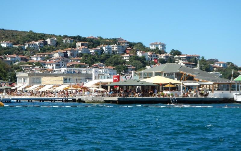 Burgazada Su Sporları Kulübü Plajı