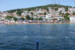 Kınalıada Vapur İskelesi Sağ Taraf Önü Deniz Suyu Analiz Sonuçları
