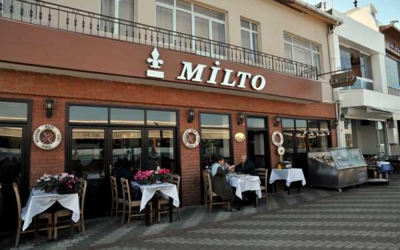 Büyükada – Milto Restaurant