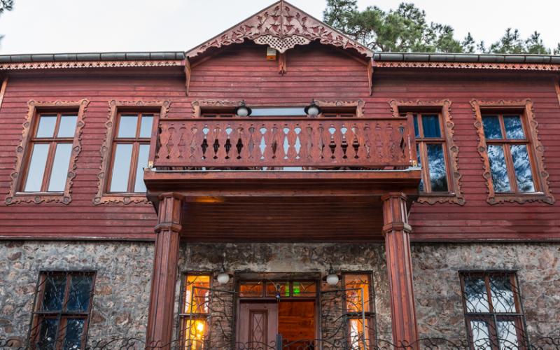 Büyükada – Yeni Köşk Orman Hotel