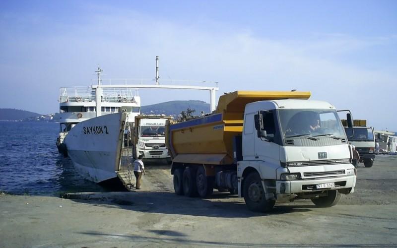 Adalar Belediyesi Çıkarma Gemisi