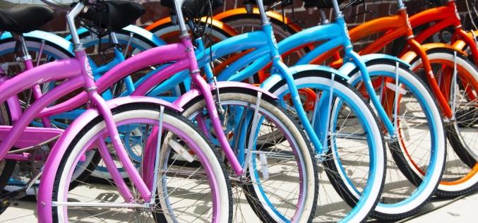 Adalarda Bisiklet Sorunu Nasıl Çözülecek