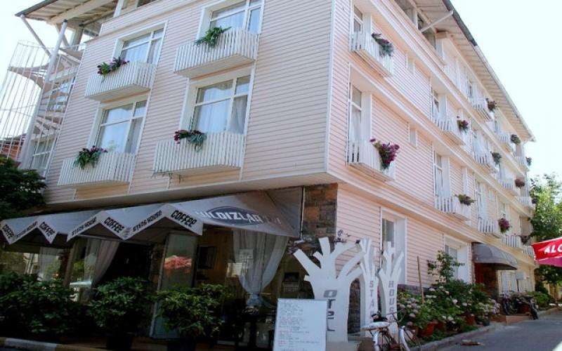 Büyükada – Yıldızlar Evi Hotel