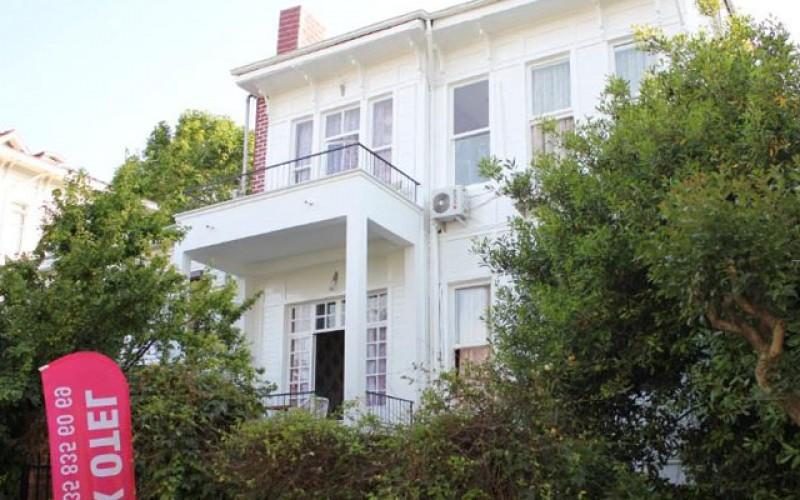 Büyükada – Ada Antik Hotel