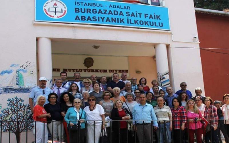 Burgazada'da  Geleneksel Buluşma