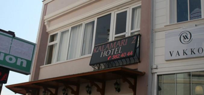 Büyükada Kalamari İki Otel