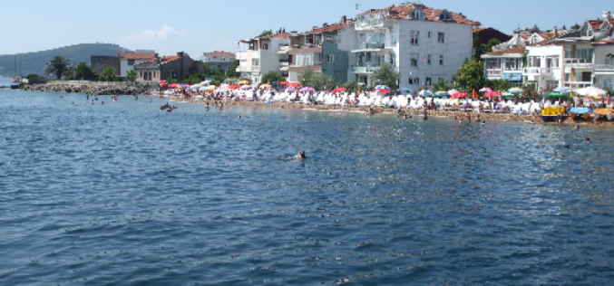 Kınalıada Vapur İskelesi Sol Taraf Deniz Suyu Analiz Sonuçları 2015