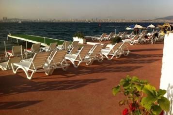 Kınalıada Kumluk Plajı