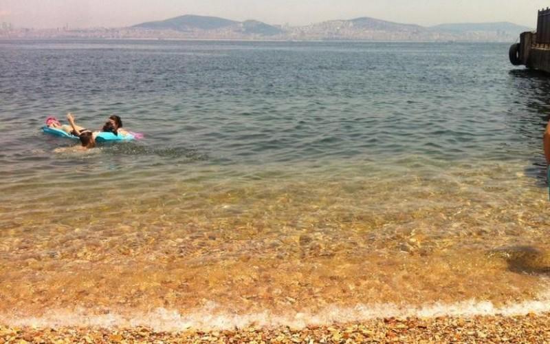 Kınalıada Vapur İskelesi Sağ Taraf Deniz Suyu Analiz Sonuçları 2015