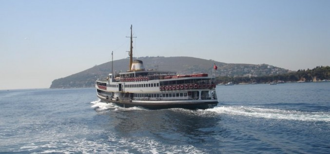 Mavi Marmara Adalar Yaz Tarifesi 2015