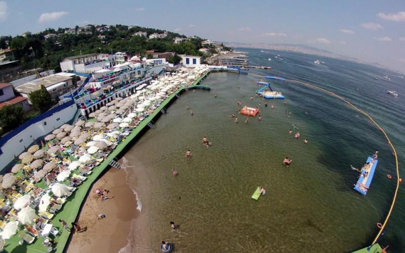 Büyükada Nakibey Plajı