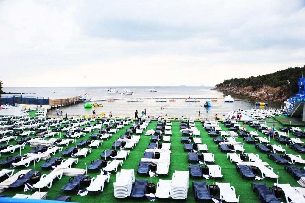 Büyükada Yörükali Plajı giriş ücreti 2015