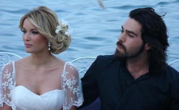 Adalarda düğün yapan ünlüler