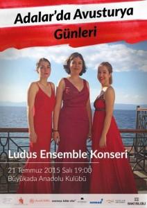 Adalar'da Avusturya Günleri konserleri