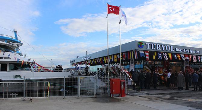 Bakırköy Adalar İskelesi Vapur Seferleri