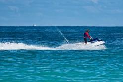 Büyükada Denizinde Jet Ski Kazası