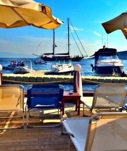 Club Ada Sedef plajı