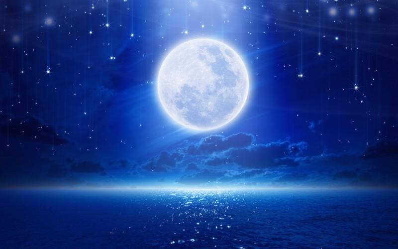 Dikkat! Bu Gece Adalar'da Mavi Ay'ı Kaçırmayın!