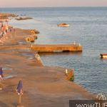 Sedef Adası halk plajı