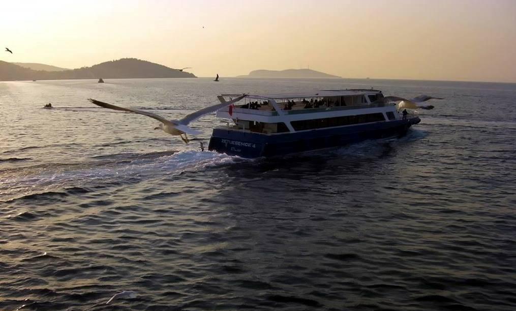 Yeşilköy Adalar İskelesi Vapur Seferleri