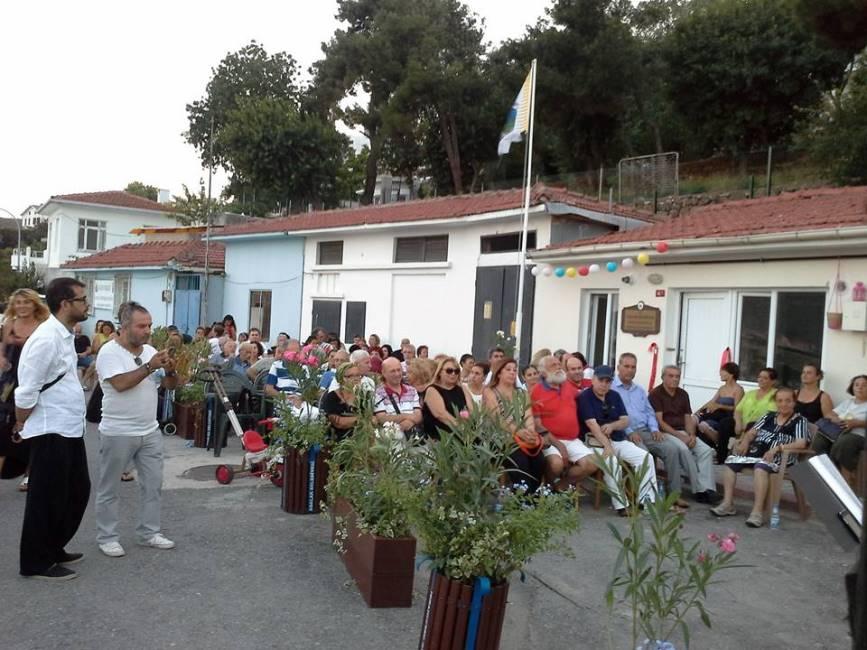 Burgazada Gönüllü Evi