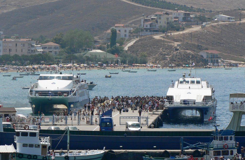 İDO Avşa Adası İskelesi