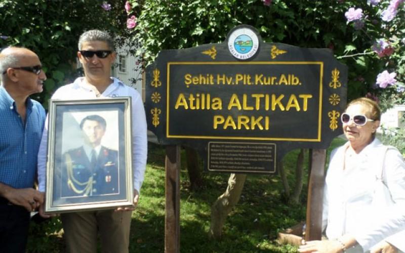 Şehit Albay Atilla Altıkat Heybeliada'da Anıldı