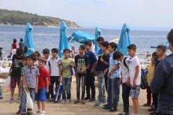 Büyükada Terör Mağduru Çocuklar İçin Ev Sahipliği Yaptı