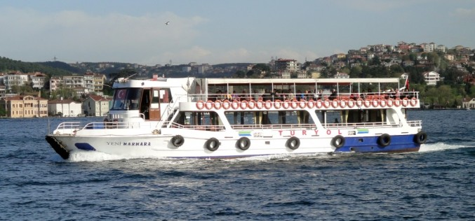 Turyol Eminönü – Bakırköy Adalar Kış Tarifesi 2015 – 2016