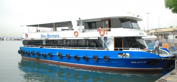 Mavi Marmara Adalar Kış Tarifesi 2015 – 2016