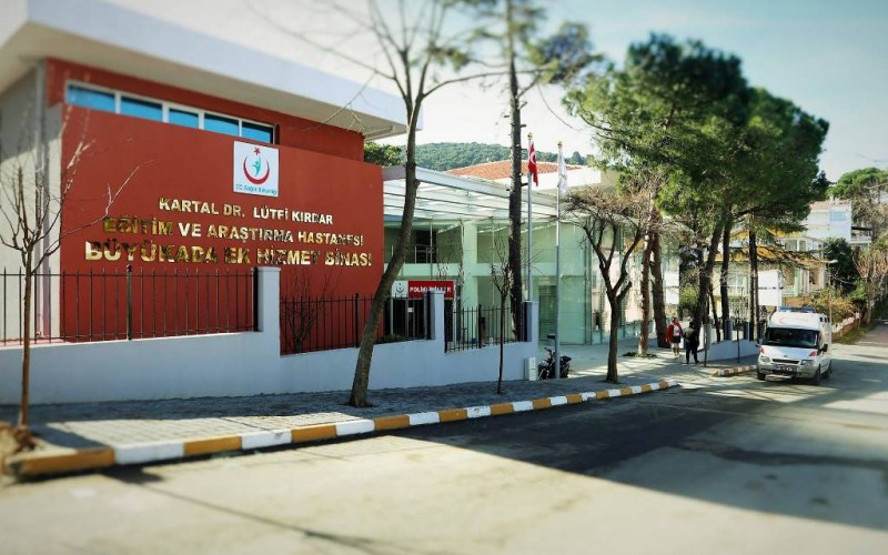 Büyükada Lütfi Kırdar Eğitim ve Araştırma Hastanesi