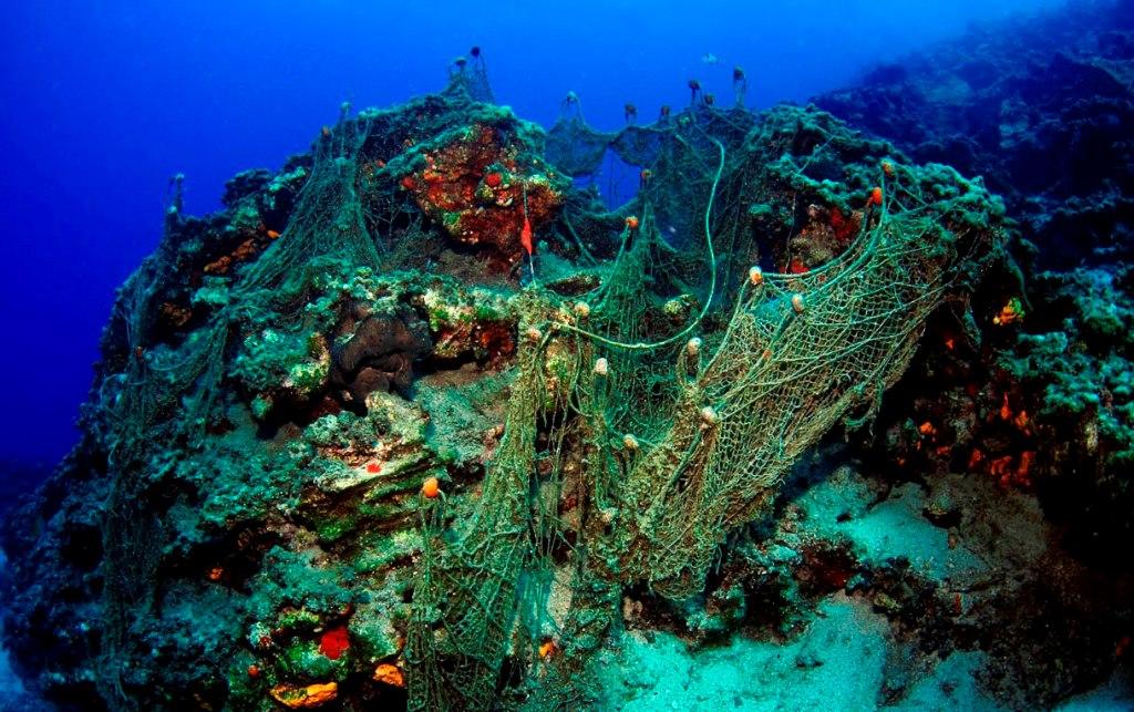 Marmara Denizi hayalet ağ