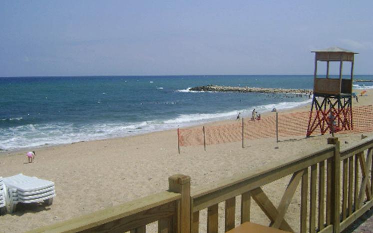 Arnavutköy Durusu Karaburun Arka Deniz Plajı