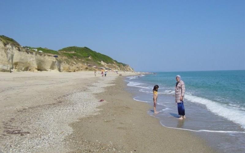 Çatalca Karacaköy Çobankule Plajı