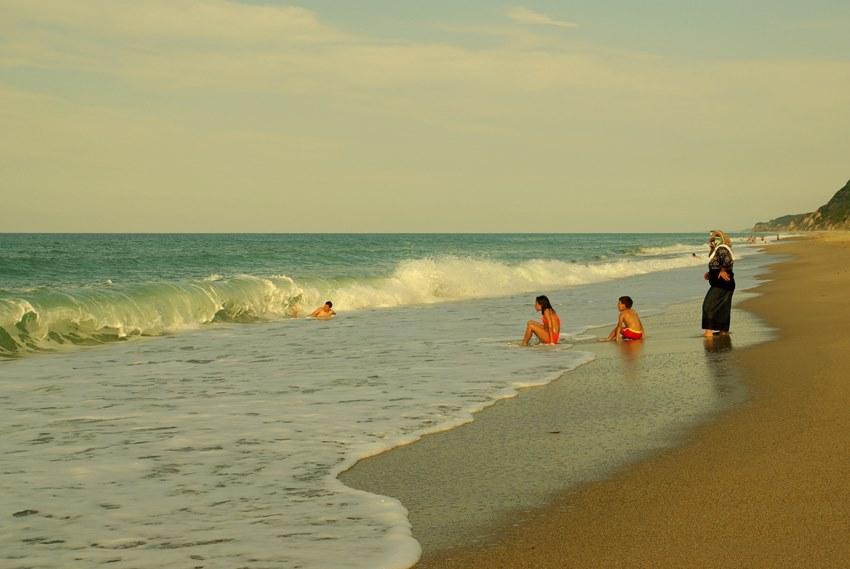 Çatalca Karacaköy Evicik Plajı