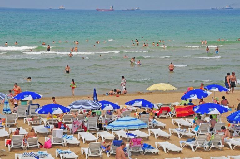 Sarıyer Kilyos Halk Plajı