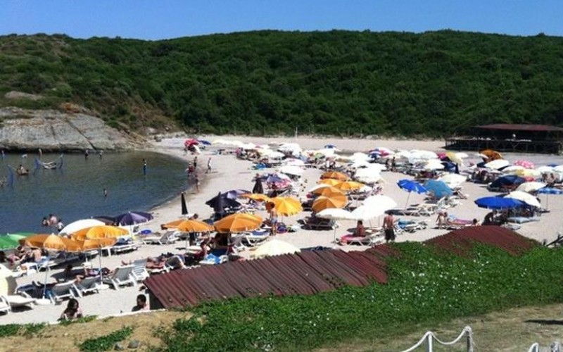 Sarıyer Rumeli Feneri Koyu – Golden Beach Club