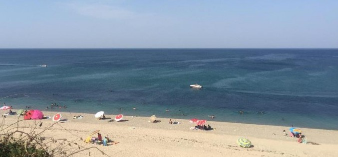 Çatalca Karacaköy Yalıköy Plajı