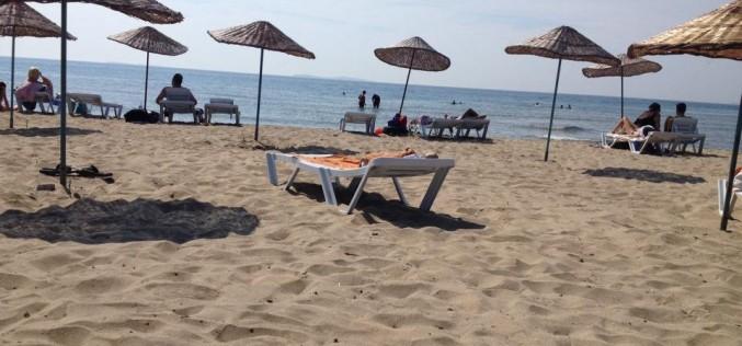 Arnavutköy Yeniköy Plajı (Otel Önü)