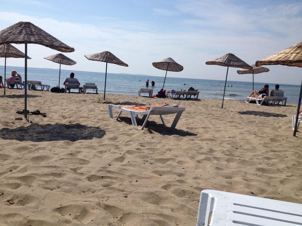 Arnavutköy Yeniköy Plajı