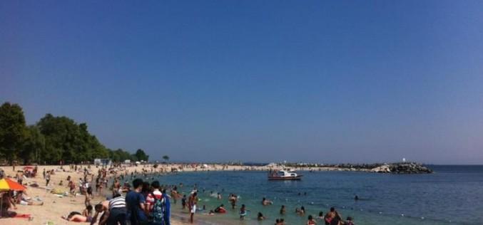 Yeşilköy İnternational Hospital Önü Plajı
