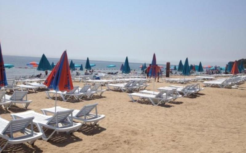 Büyükada Aya Nikola Halk Plajı