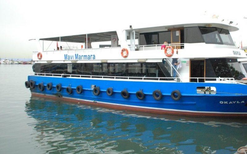 Mavi Marmara Kabataş – Adalar Yaz Tarifesi 2016 Başlıyor!