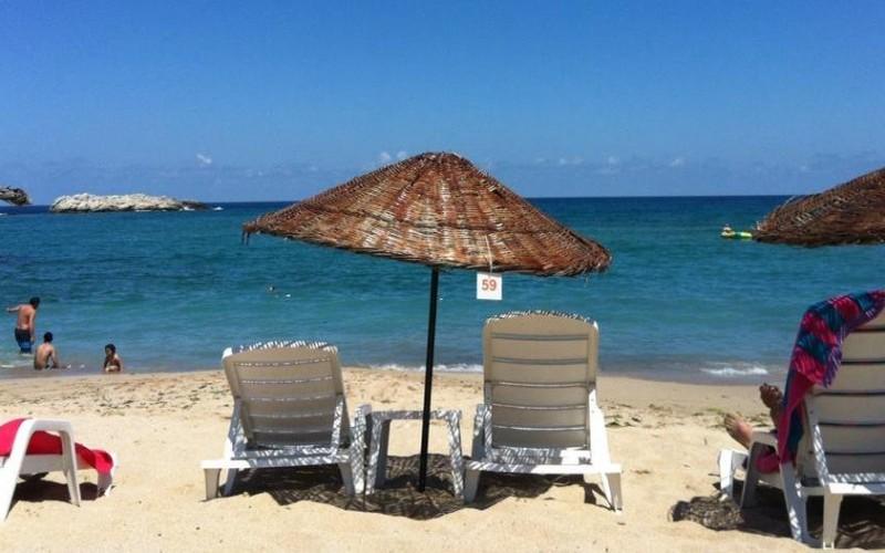 Şile İmrenli Plajı