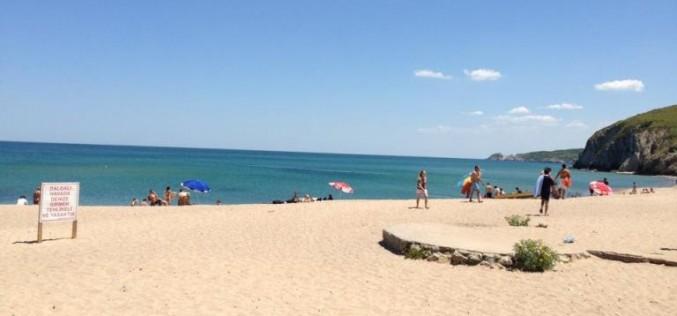 Şile Kabakoz Plajı