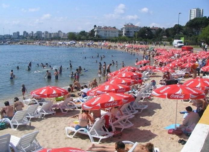 Caddebostan plajı giriş ücreti