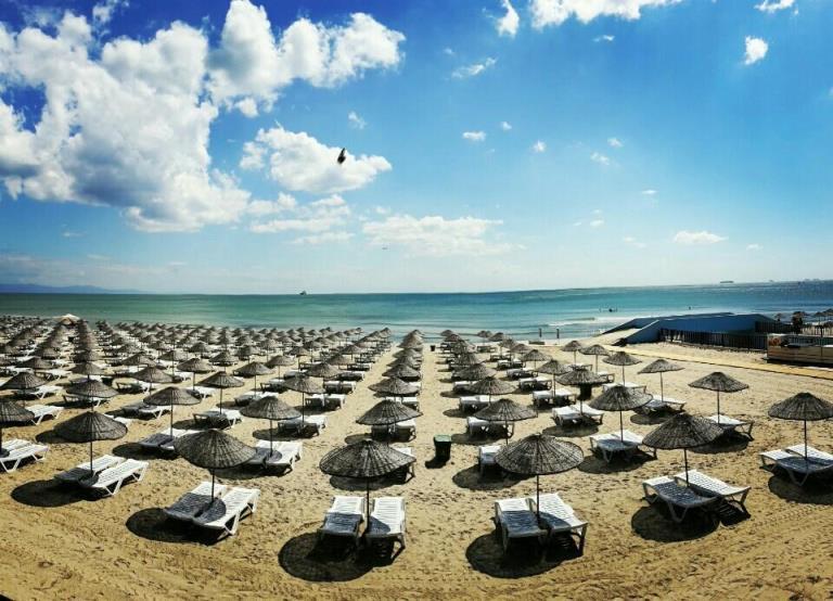 Florya Güneş Plajı Giriş Ücreti