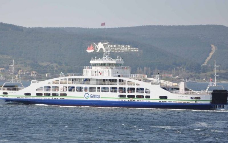 GESDAŞ Erdek – Avşa – Marmara – Balıklı – Ekinlik Yaz Tarifesi 2016