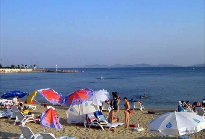 Kadıköy Plajlarına Nasıl Gidilir